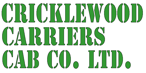 Cricklewood Carriers Cab Co Ltd